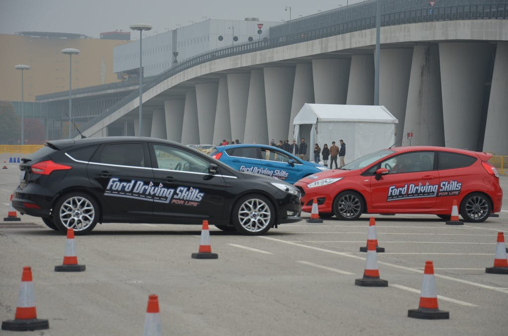 Ford Driving Skills for Life, guida consapevole