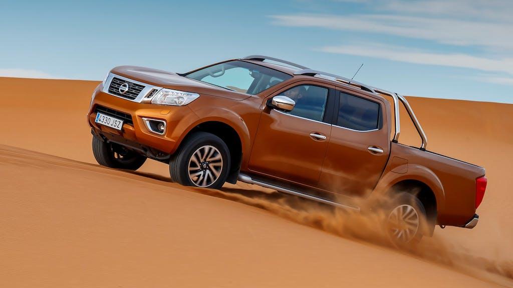 Nissan Navara  Un pieno di efficienza e tecnologia
