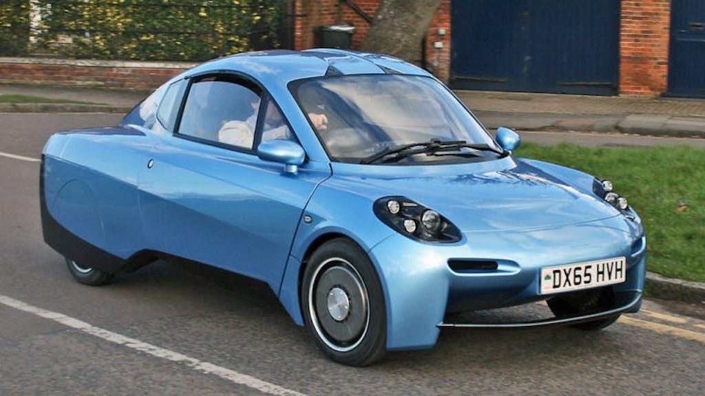 Riversimple Rasa: l'auto a idrogeno fatta in casa