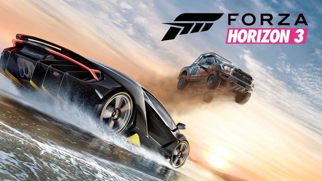 Forza Horizon 3: Lamborghini e canguri!