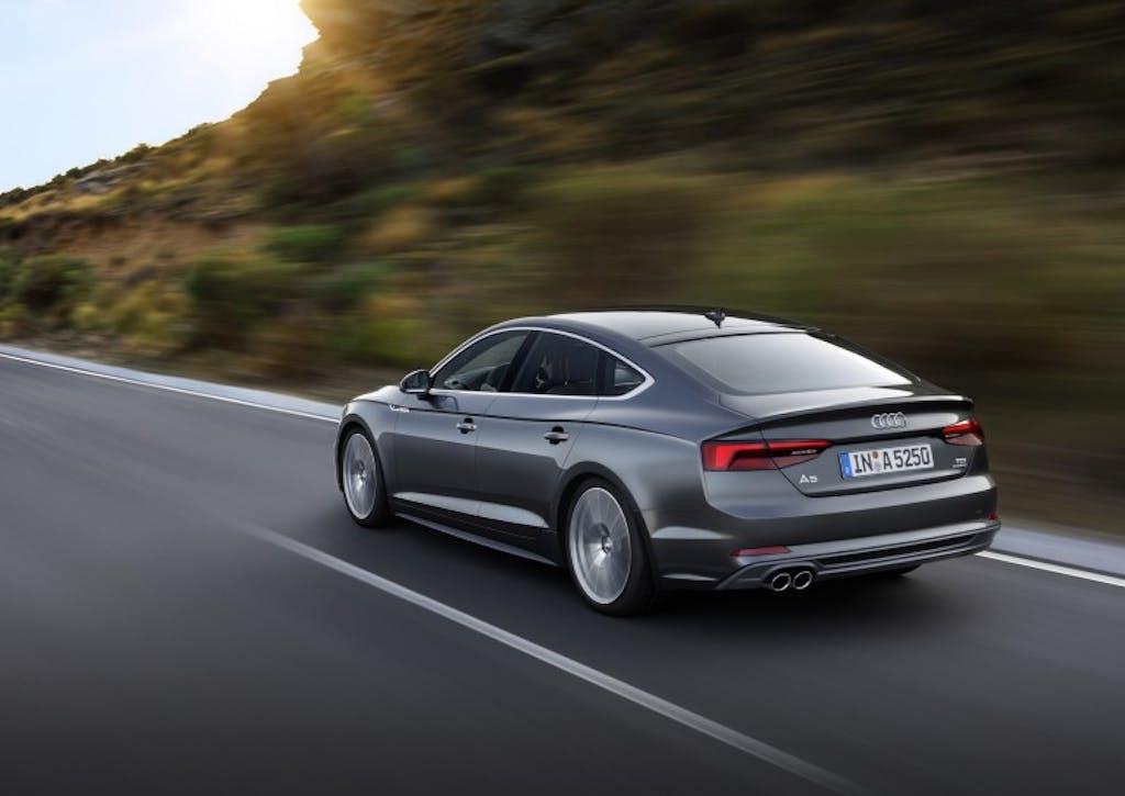 Audi A5 Sportback: anche il metano diventa nobile