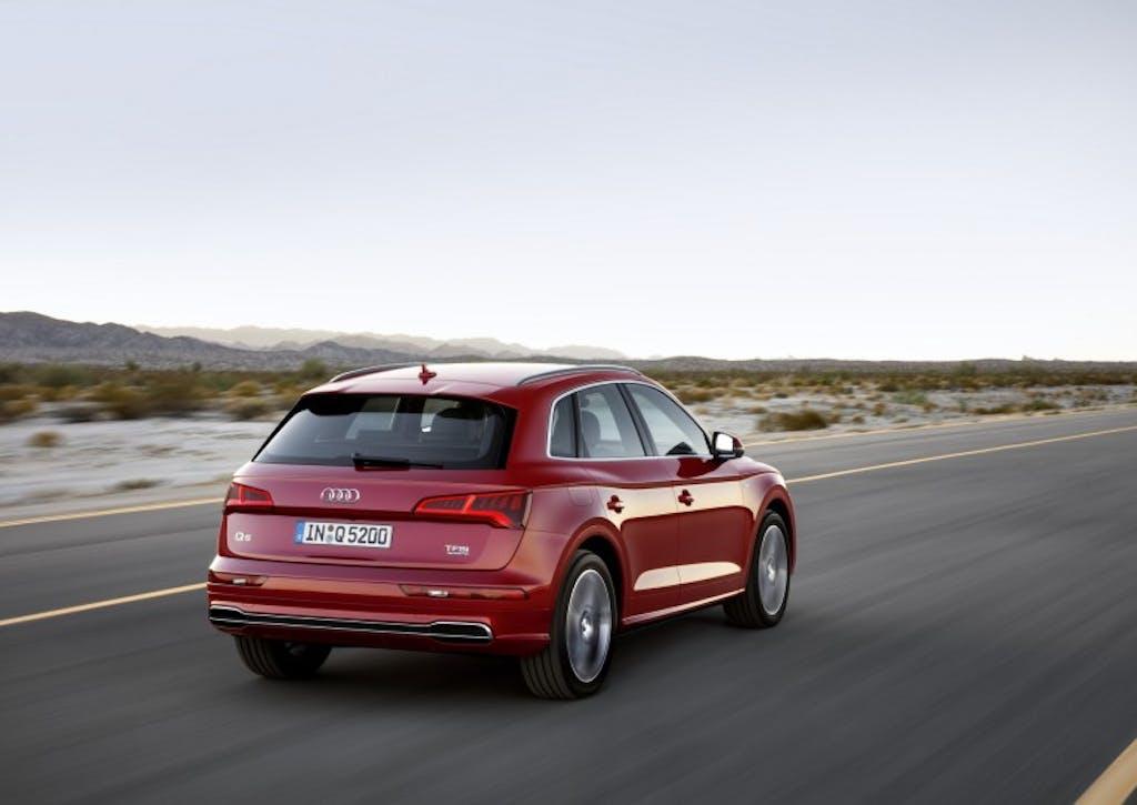 Nuova Audi Q5: rivoglio lo scettro