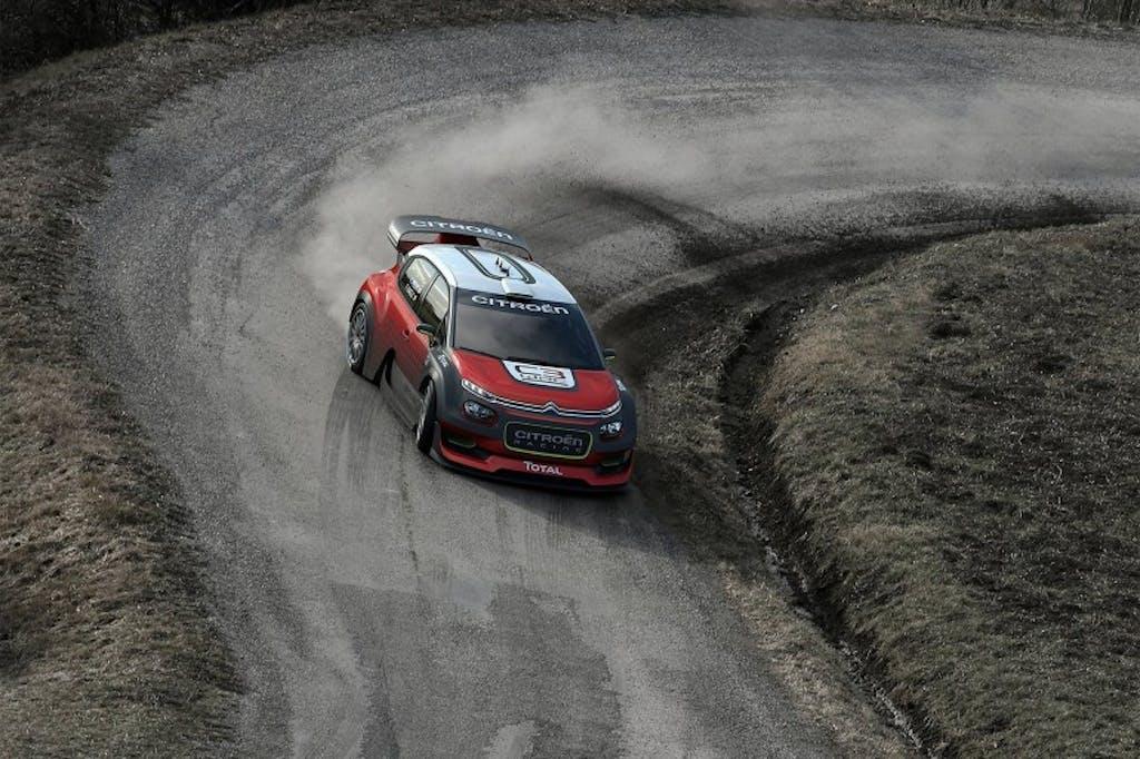 Citroën C3 WRC 2017: giù la maschera