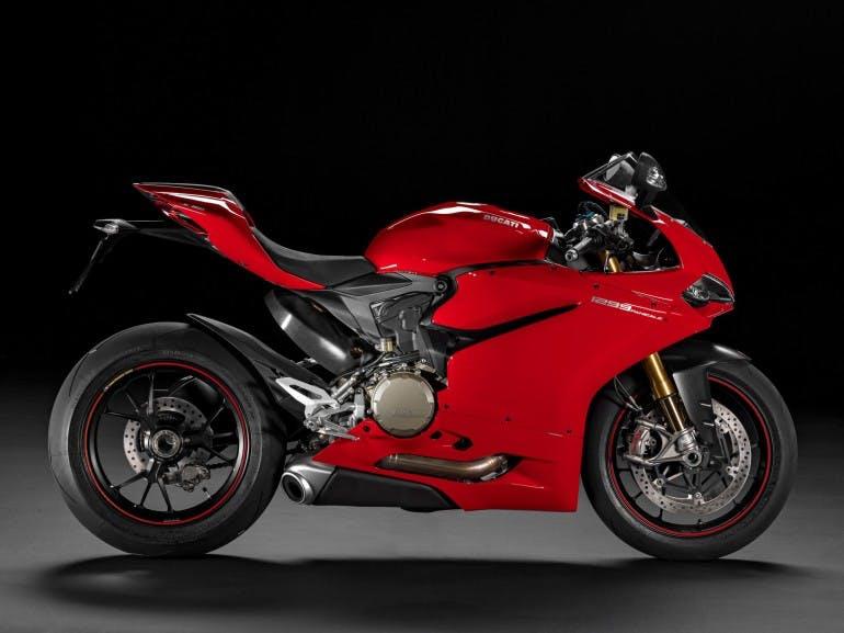 Ducati 1299 PANIGALE S 2017 Intermot