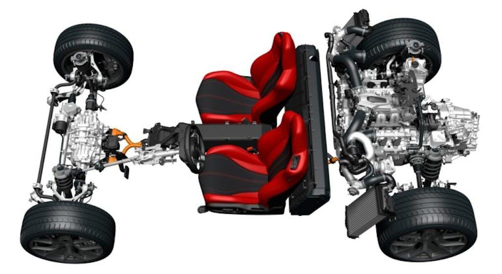 Honda NSX Type R: l'Oriente è bollente