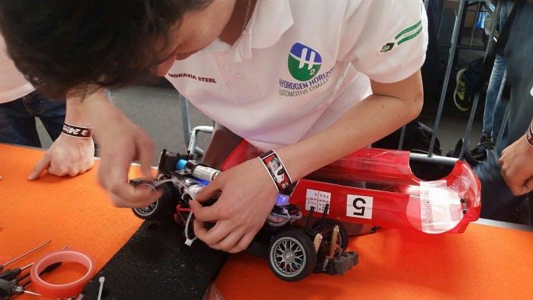 Hydrogen Automotive Challenge-001