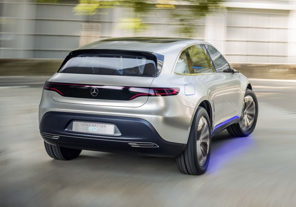 Generation EQ: il futuro di Mercedes passa da qui