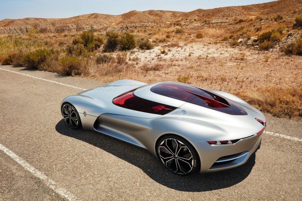 Renault Trezor: sarà così la GT di domani?