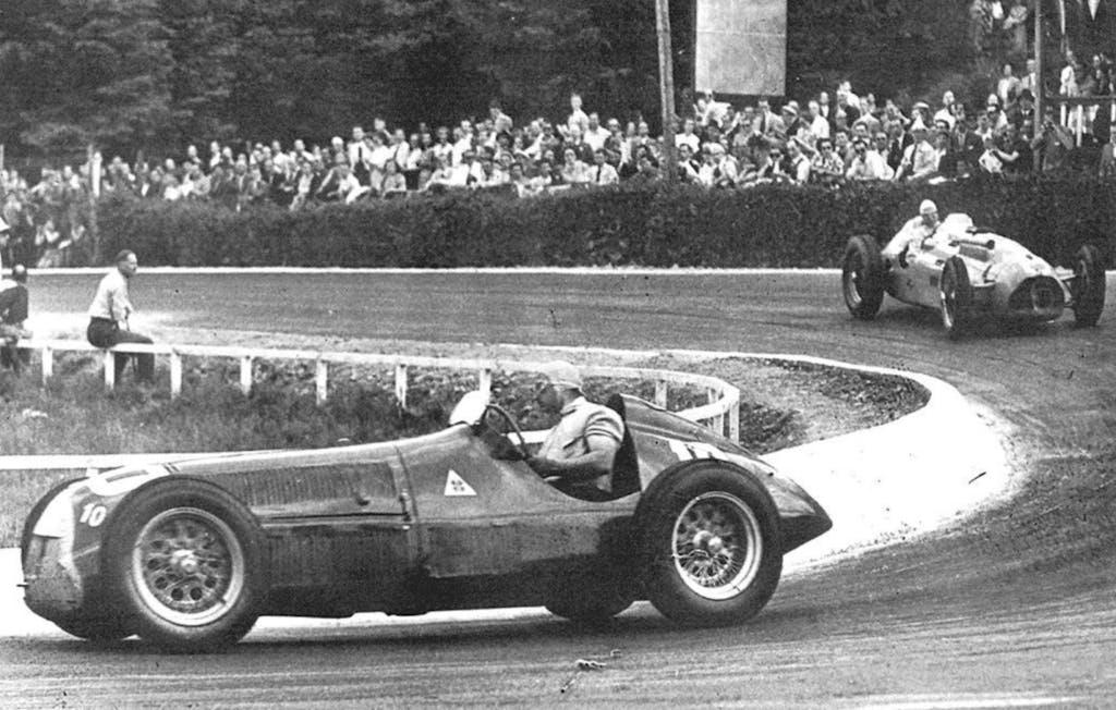 Alfa Romeo in Formula 1: la gloria agli albori
