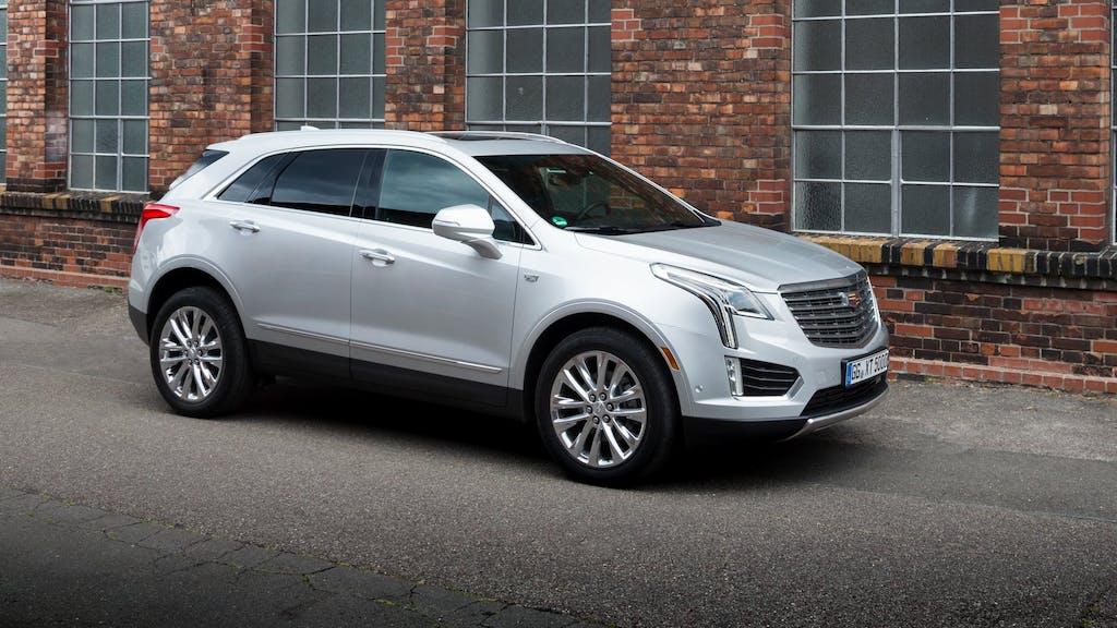 Cadillac XT5: americana in trasferta