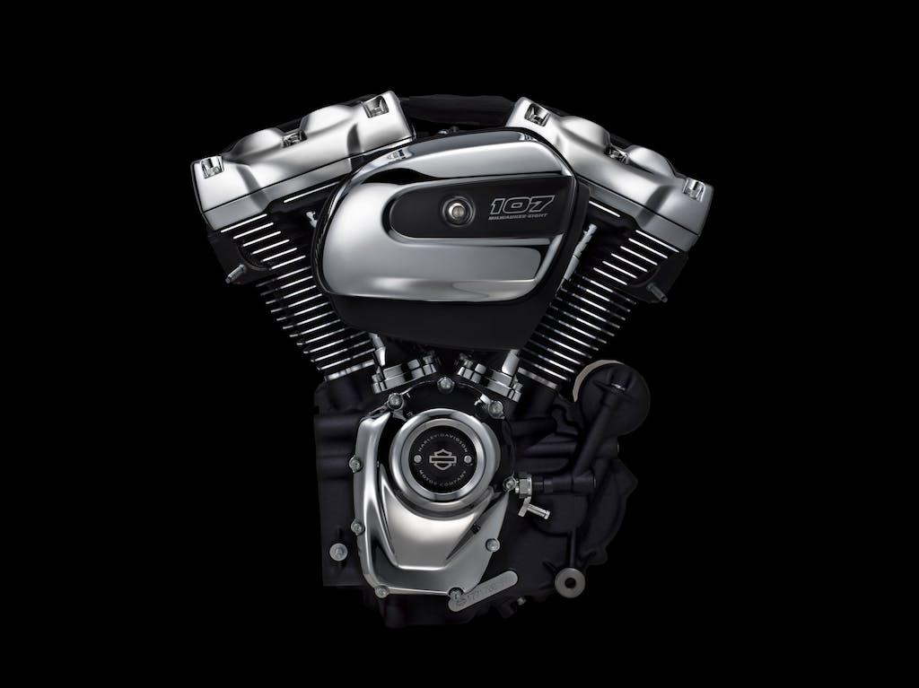 Harley-Davidson Milwaukee-Eight, il nuovo V2 americano
