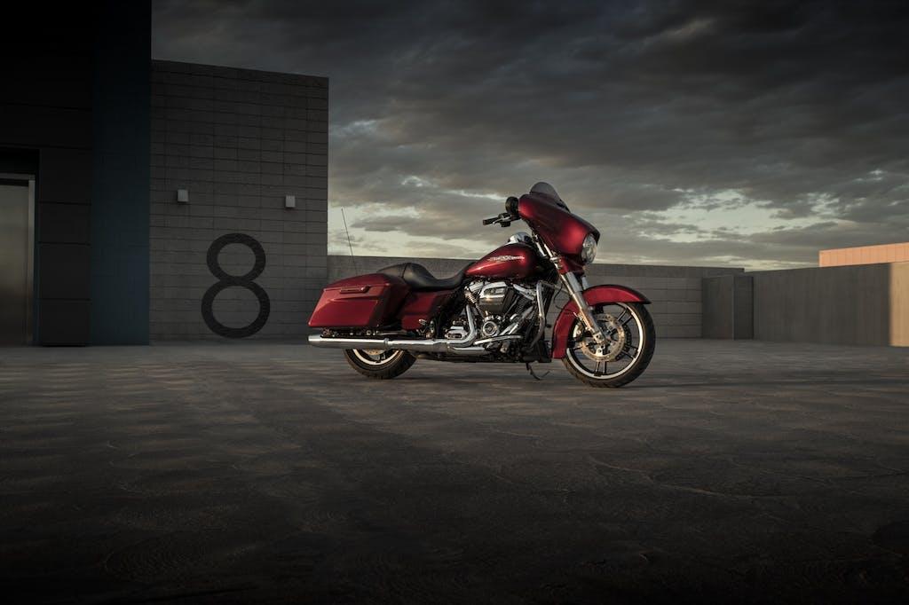 Harley-Davidson MY 2017, per Touring e CVO nuovi motori e sospensioni