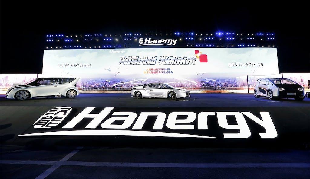 Hanergy Solar: la ricarica zero è possibile