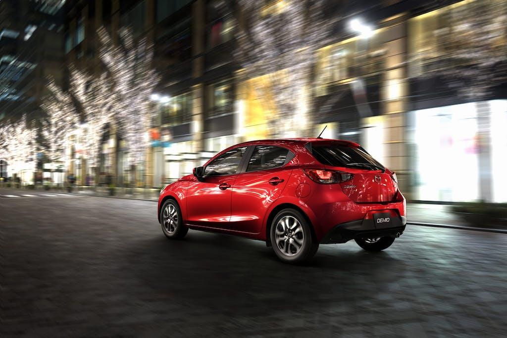 Mazda2 SkyActiv-D Evolve, vocazione sportiva