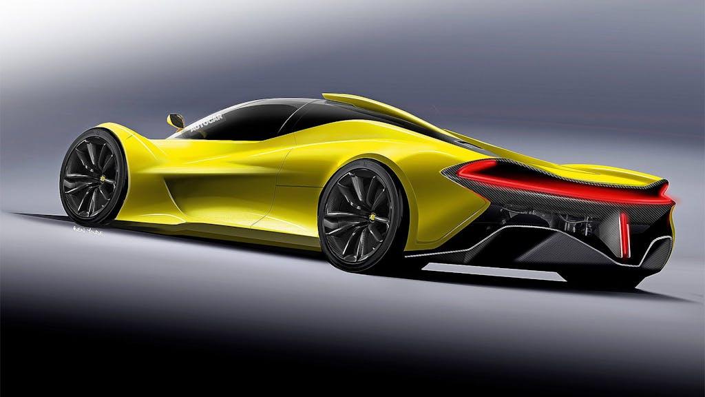 McLaren F1: l'erede è in arrivo