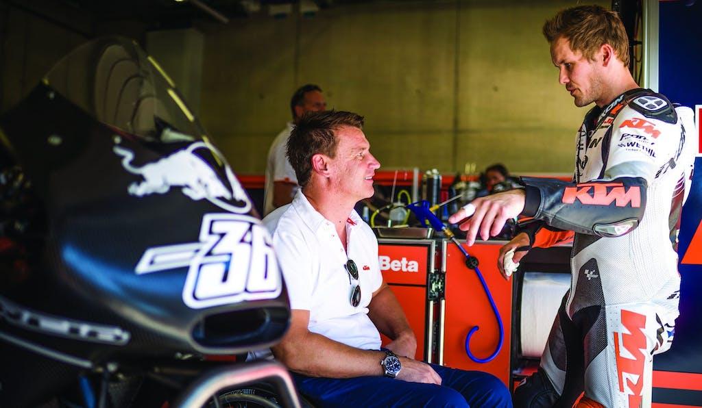 Pit Beirer, KTM Motorsport