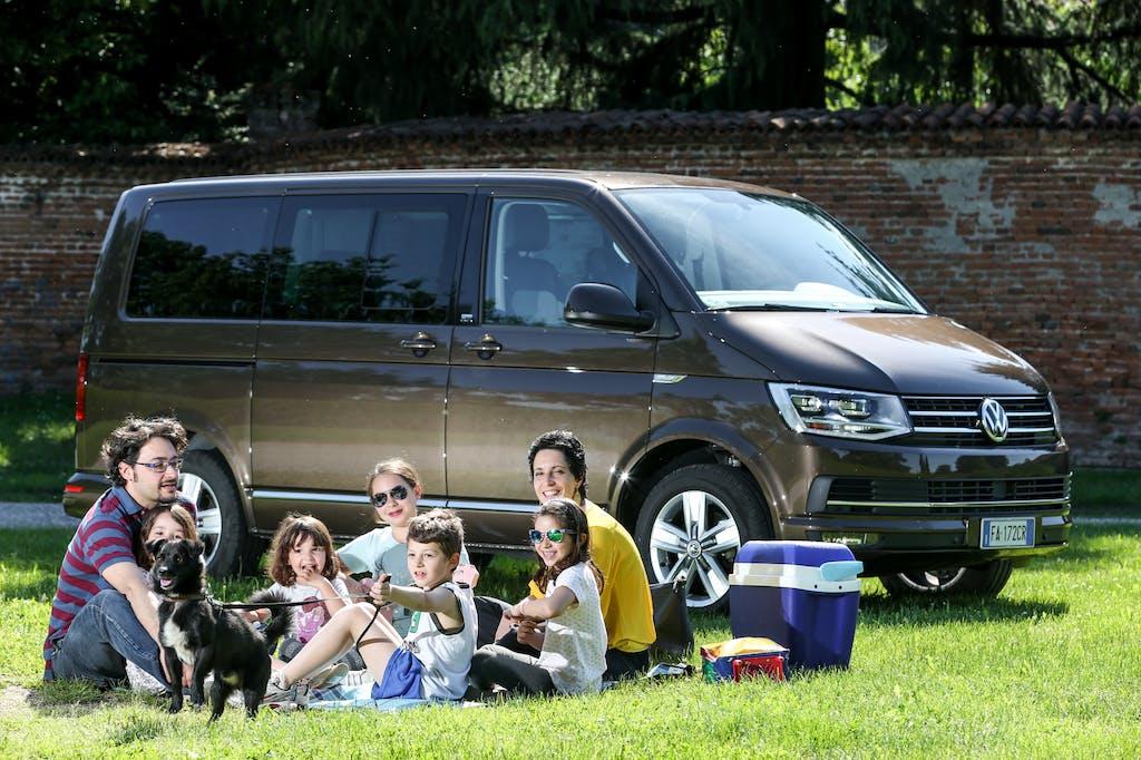 Prova Volkswagen Multivan