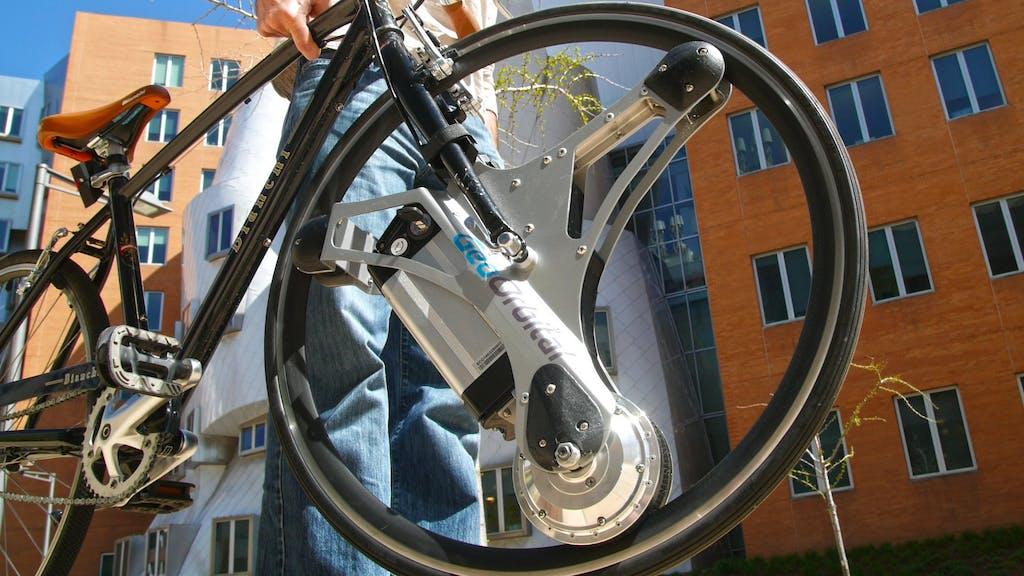 GeoOrbital Wheel: e-bike pronta in un minuto