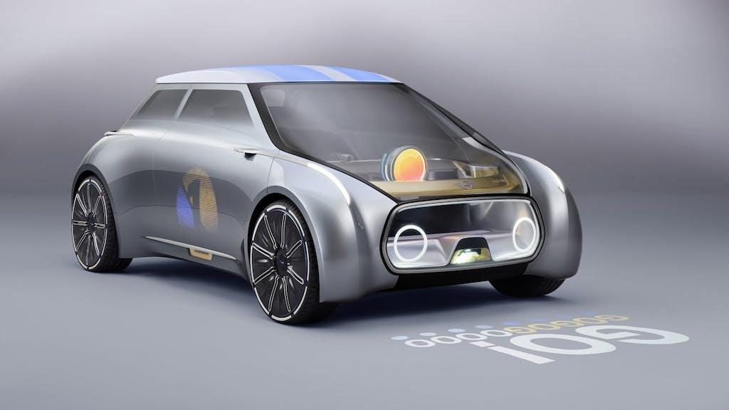 MINI Vision Next 100: il kart feeling del futuro