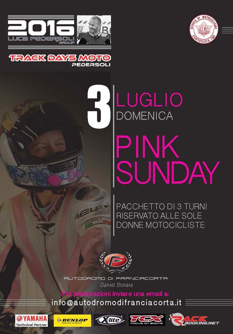 PINK SUNDAY 3
