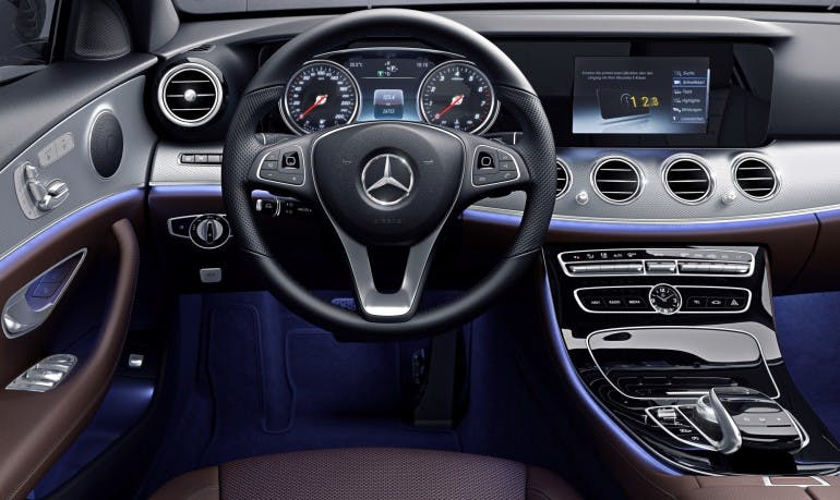 Mercedes-Benz E-Klasse (W 213) 2016 Mercedes-Benz E-Class (W 213) 2016