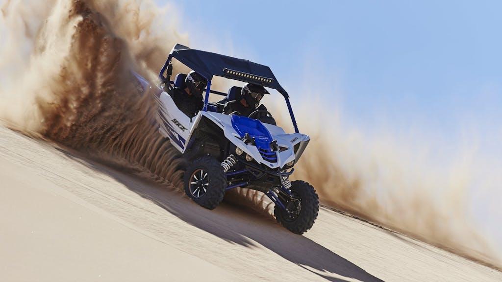 Yamaha YXZ1000R: ora anche omologato
