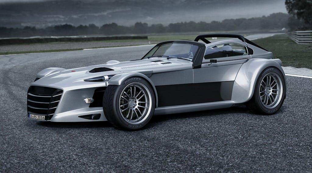 Donkervoort D8 GTO-RS: oltre l'estremo