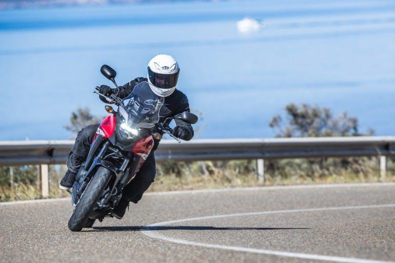 Honda CB500X_1 - 2