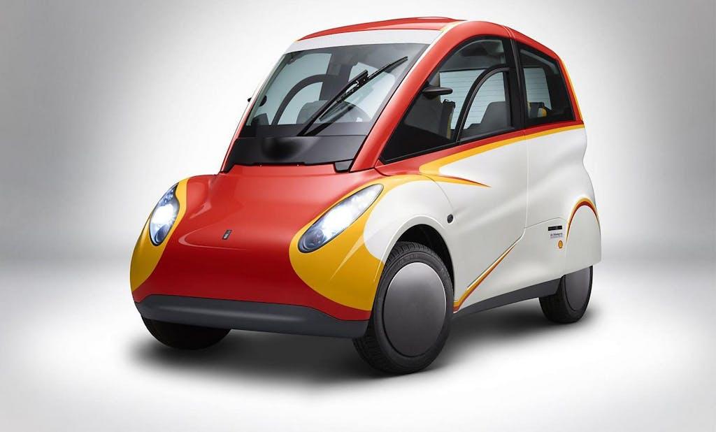 Shell Concept Car: 38 km/l senza l'elettrico
