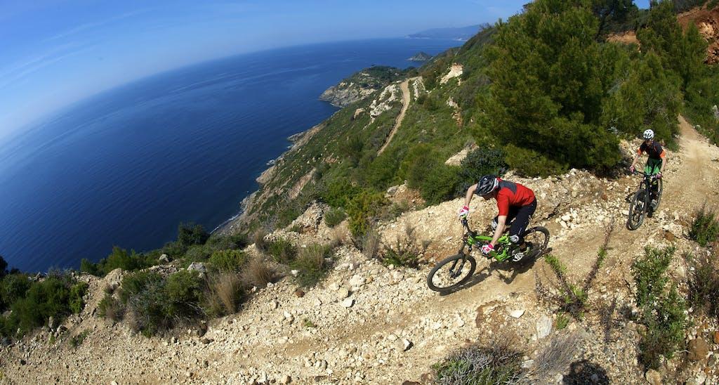 Gravity all'Isola d'Elba