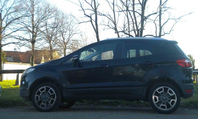 Ford EcoSport Laterale