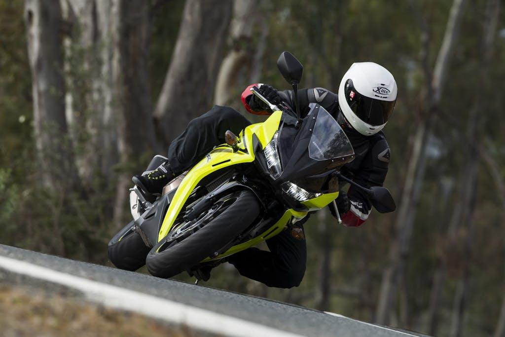 Prova Honda CBR500R e CB500F 2016