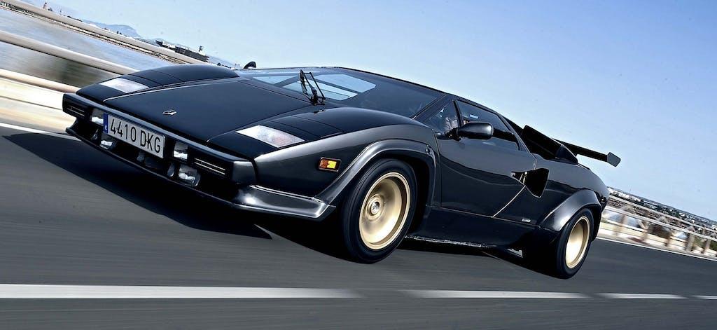 Lamborghini Countach: la rabbia e l'orgoglio
