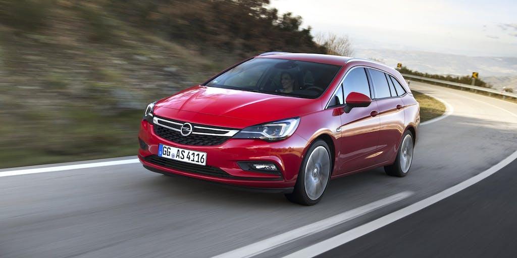 Prova Opel Astra Sports Tourer 2016