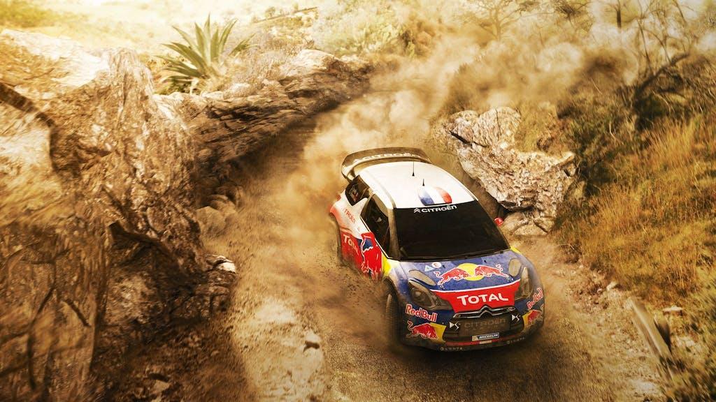 Sébastien Loeb Rally EVO: il rally secondo Milestone
