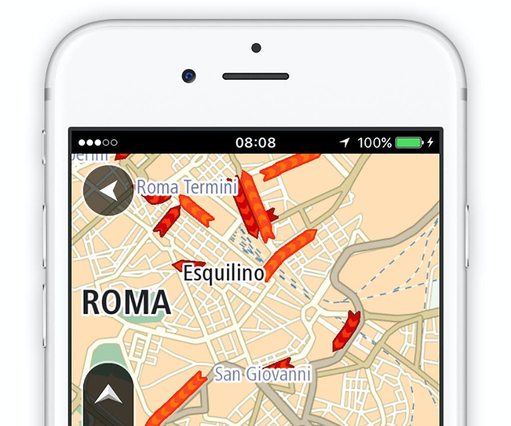 TomTom Go Mobile, il piacere di viaggiare