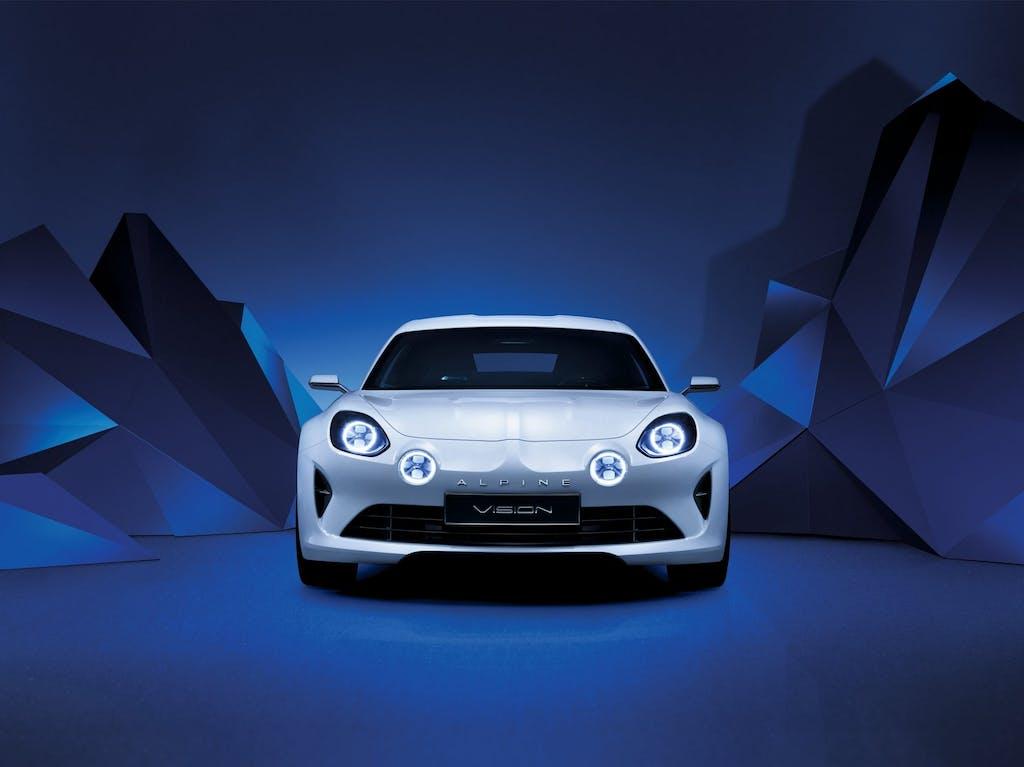 Renault Alpine Vision: la storia continua