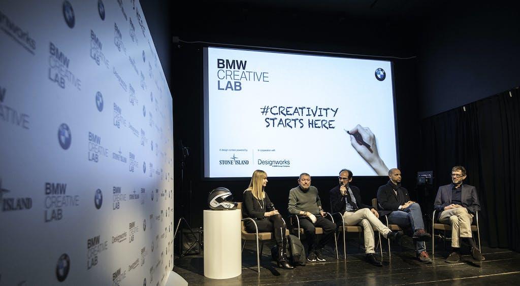 BMW Creative Lab e Stone Island al fianco dei giovani talenti