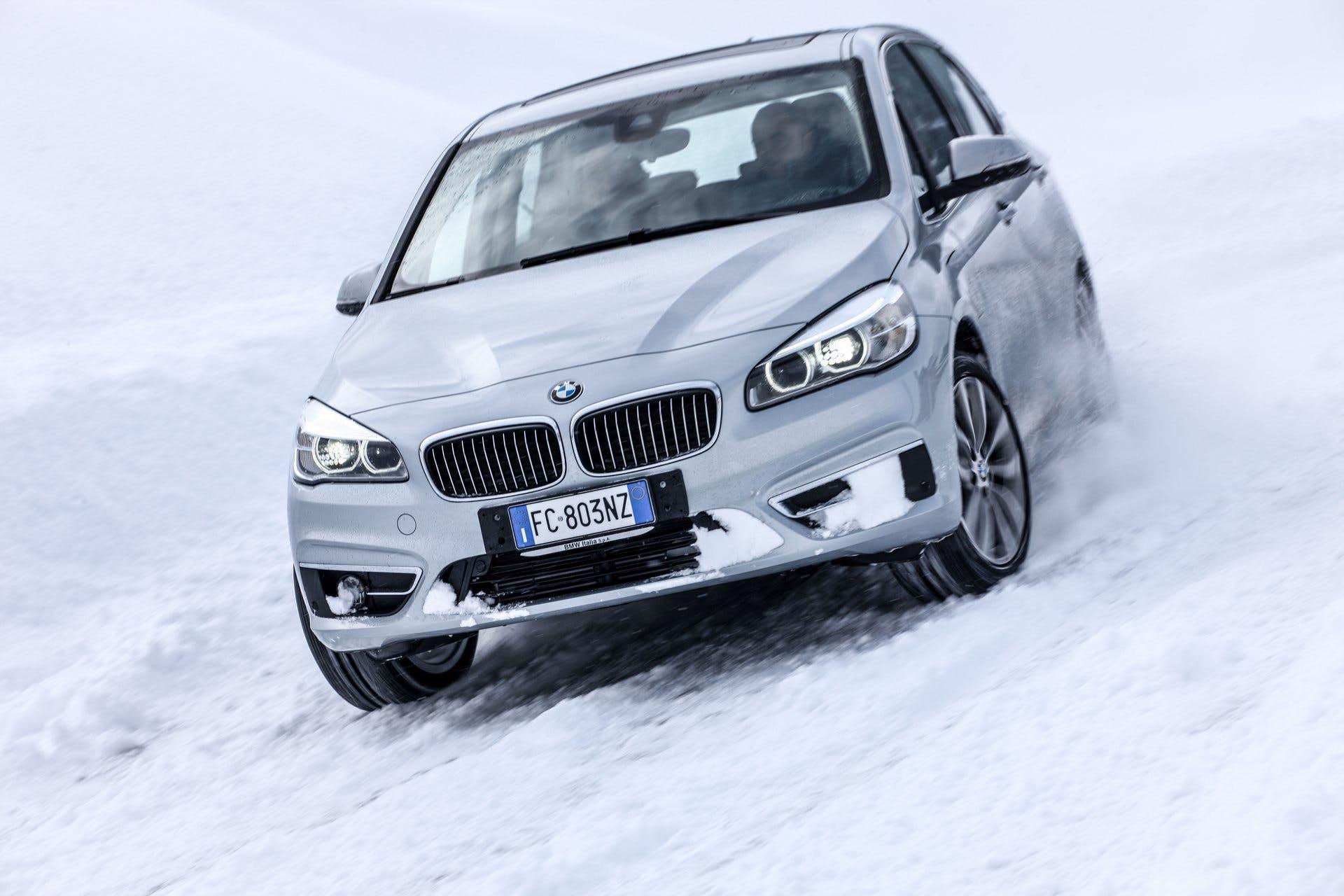 BMW 225xe active tourer neve