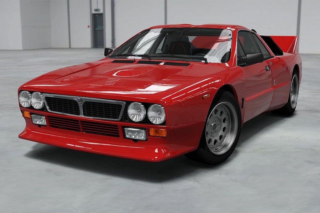 Lancia 037 Stradale: l'ultima immortale