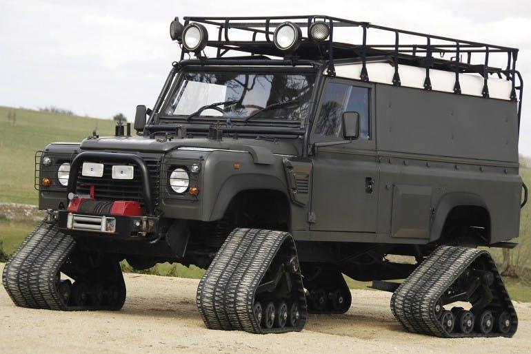 Land Rover Defender Storia Versioni Speciali