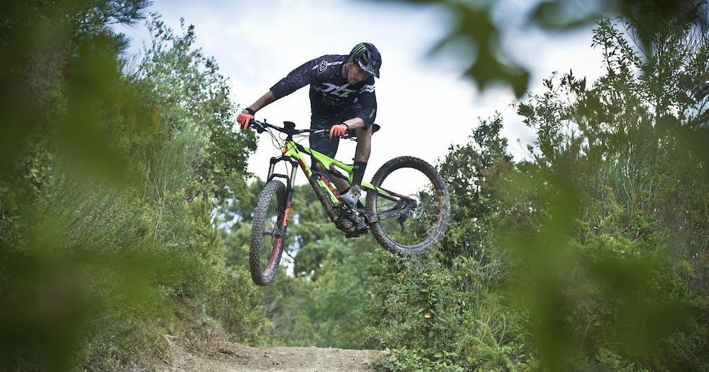 Maggiora Park e Scott, spazio alle e-bike