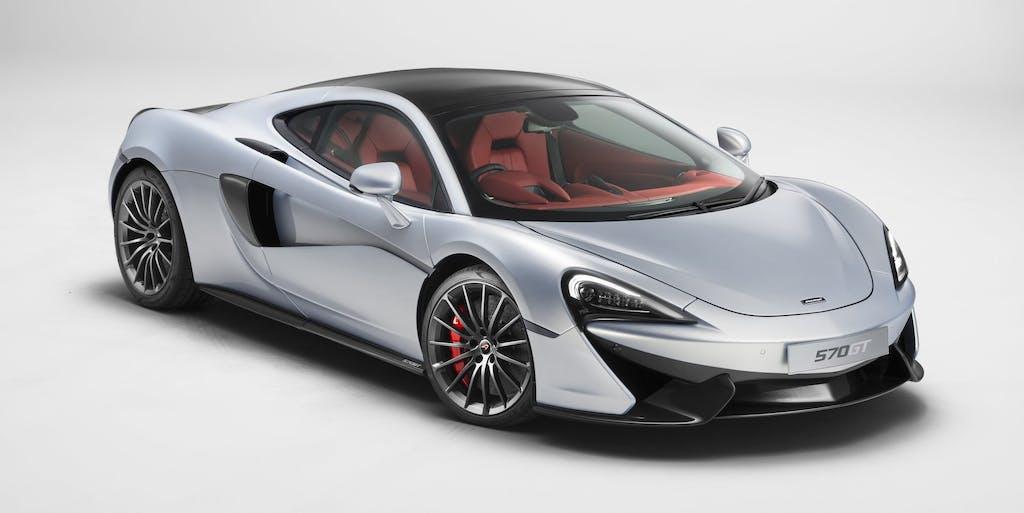 McLaren 570GT: rabbia comoda