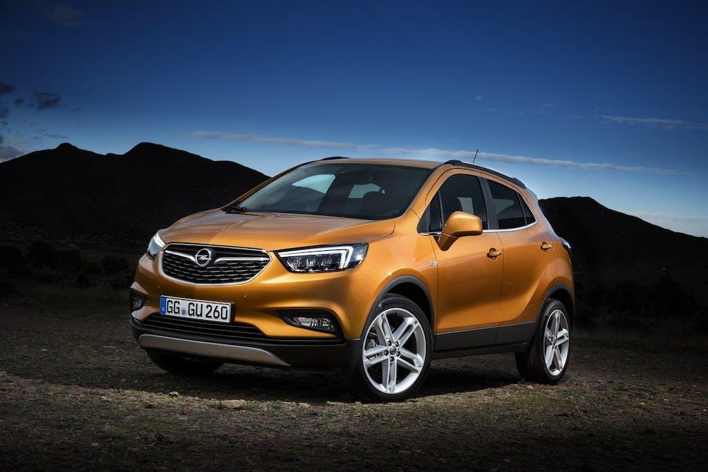 Opel Mokka 2016: generazione X