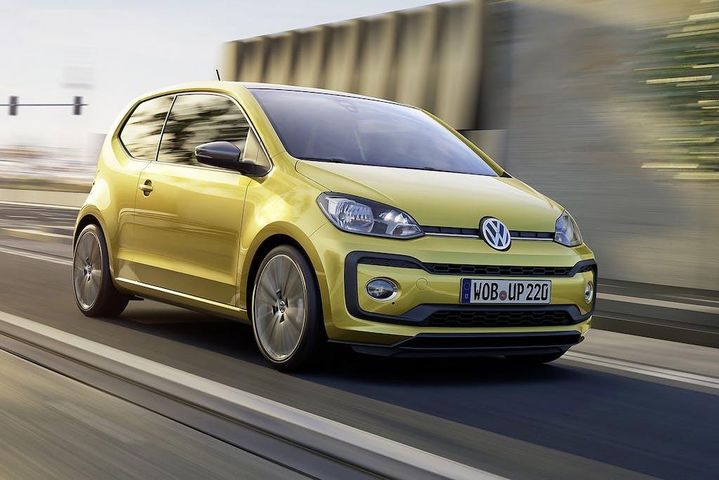 Volkswagen UP! 2016: lo sport va di moda