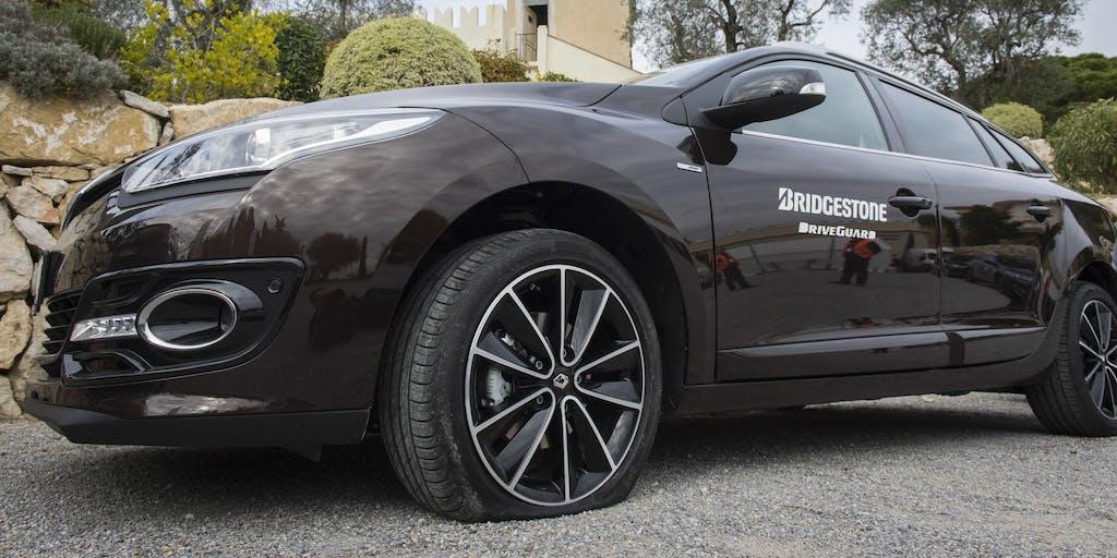 Bridgestone DriveGuard: addio ruota di scorta