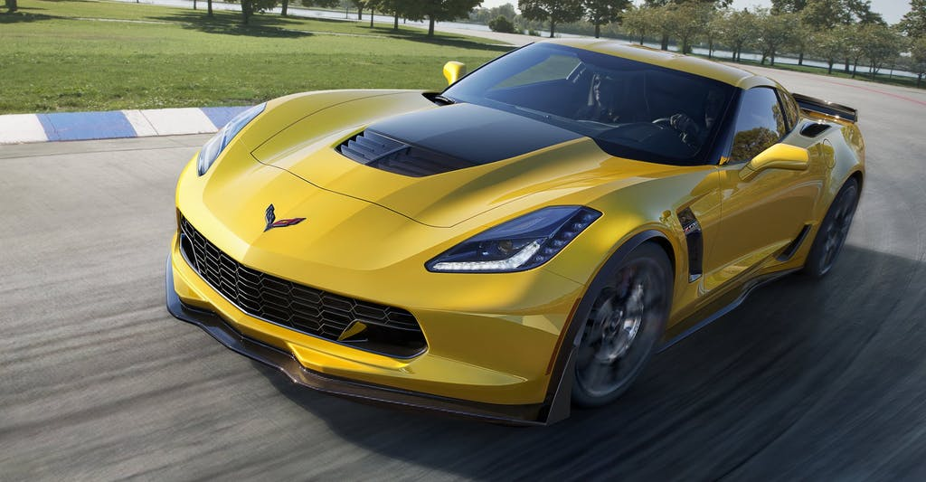 Chevrolet Corvette E-Ray: potenza alla spina