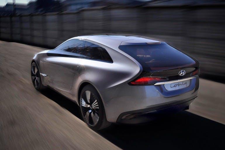 2012 Hyundai i-oniq Concept