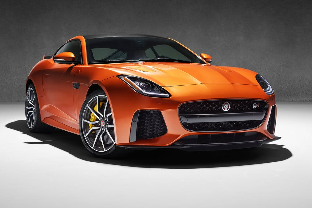 Jaguar F-Type SVR: mai così cattiva