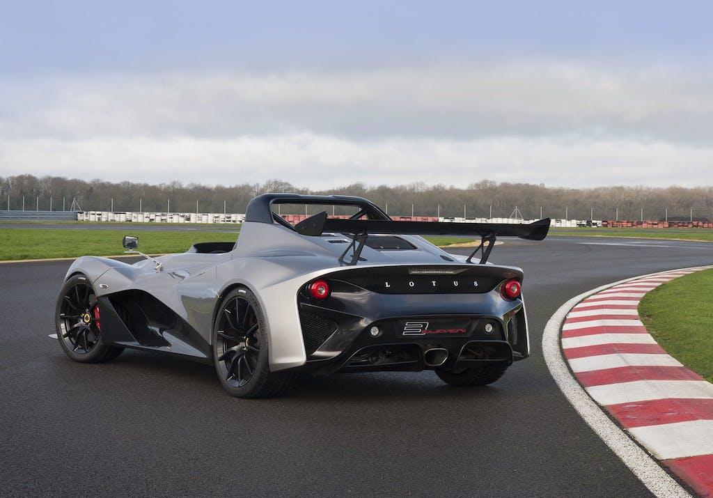 Lotus 3-Eleven 2016: l'ammazza supercar